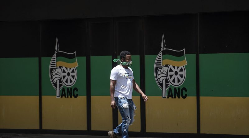Is the ANC a political party or a criminal mafia?