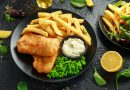Recipe of the day: traditional crispy fish and chips
